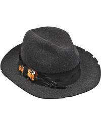 Zadig & Voltaire - Alabama Runway Hat - Lyst