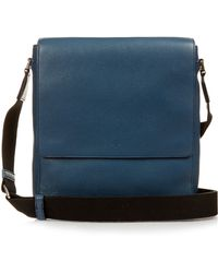 Mulberry - Maxwell Grained-leather Messenger Bag - Lyst