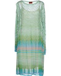 Missoni | Short Dress | Lyst