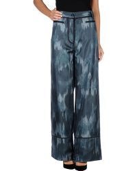 Acne Studios Casual Pants blue - Lyst