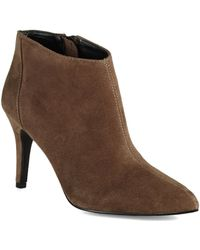 Charles By Charles David Vera Ankle Boots - Lyst