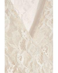Rosamosario - - Matrimonio All'italiana Lace Chemise - White - Lyst