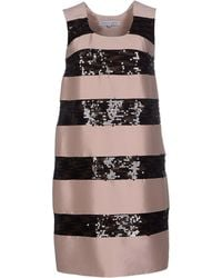 Aa De Amaya Arzuaga - Short Dress - Lyst