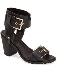 Rachel Zoe Women'S 'Reeve' Ankle Strap Leather Sandal - Lyst