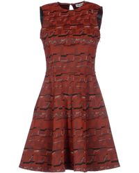Opening Ceremony Short Dress - Lyst