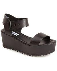Steve Madden 'Surfside' Platform Sandal - Lyst