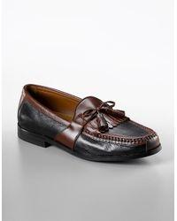 Johnston & Murphy - Aragon Ii Deerskin Tassel Loafers - Smart Value - Lyst