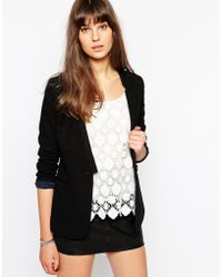 Aryn K. Tailored Blazer - Lyst