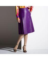 Bally - A-line Skirt - Lyst
