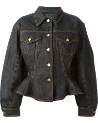 Jean Paul Gaultier Junior Gaultier Denim Jacket - Lyst