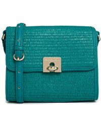 French Connection Harriet Textured Crossbody Bag - Lyst