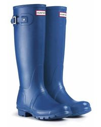 Hunter Original Tall Rain Boots - Lyst