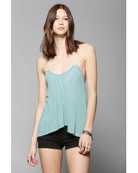 Pins And Needles - Daisy Chain Racerback Tank Top - Lyst