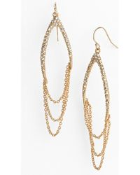 Alexis Bittar 'Miss Havisham' Drop Earrings - Lyst