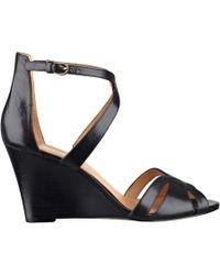 Nine West Champayne Wedge Sandals - Lyst