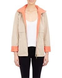 Barneys New York Reversible Jacket - Lyst