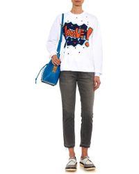 Michaela Buerger - Miss Lets Fall In Love Jersey Sweatshirt - Lyst