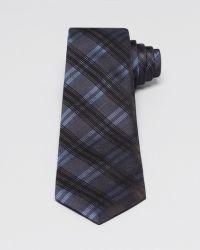 John Varvatos Luxe Plaid Classic Tie - Lyst