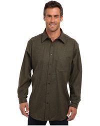Pendleton Ls Lodge Shirt Tall - Lyst