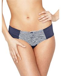 Little Mistress Little Mistress Lace Briefs - Lyst