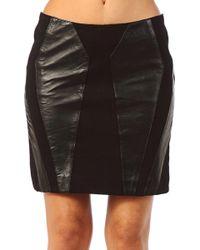 Y.A.S Mini Skirt - Lyst