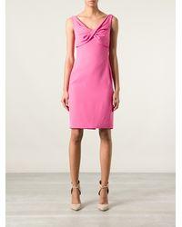 DSquared² Sleeveless Dress - Lyst