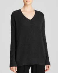 Vince Sweater Thermal Double V - Lyst