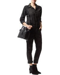 Denim & Supply Ralph Lauren - Denim Overalls Jumpsuit - Lyst