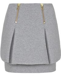 Sass & Bide Mini Skirt - Lyst