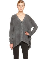 Donna Karan New York Handpainted Cashwool Sweater - Lyst
