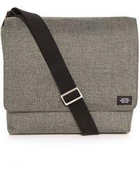 Jack Spade - Square Messenger Bag - Lyst