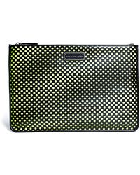 Marc By Marc Jacobs Neon Zip Case - Lyst