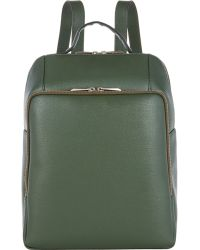 Barneys New York - Saffiano Backpack - Lyst