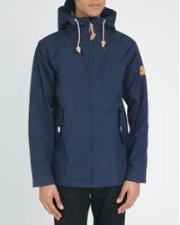 Penfield Navy Gibson Parka - Lyst