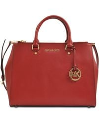 Michael Kors Double Zip Tote Jet Set Travel Bag - Lyst
