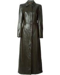 Jean Louis Scherrer Vintage Long Coat - Lyst