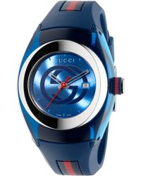 Gucci Sync Stainless Steel Watch - Lyst