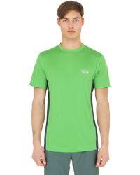Mountain Hardwear - Wicked Lite Nylon T-shirt - Lyst