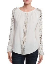 Love Sam Yalda Top - Lyst