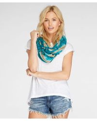 Threads For Thought - Tied Up Pom Eternity Scarf - Lyst