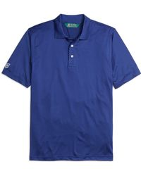 Brooks Brothers St Andrews Links Polo Shirt - Lyst