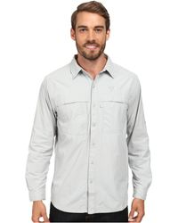 The North Face Long Sleeve Cool Horizon Shirt - Lyst