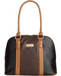 Marc Fisher - Day By Day Mixed Dome Satchel - Lyst