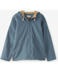 Mollusk Windbreaker Jacket - Lyst