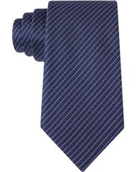 Kenneth Cole Reaction Two-tone Micro Tie - Lyst