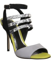 Office Prism Strappy Single Sole - Lyst