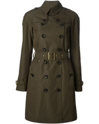 Burberry Brit Classic Trench Coat - Lyst