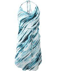Haute Hippie New Scarface Dress - Lyst