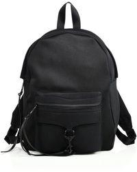 Rebecca Minkoff   Mab Neoprene Backpack   Lyst