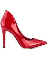Jessica Simpson Red Cambredge - Lyst